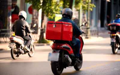 If your food delivery man handed you the real menu of their everyday lives: Τhe story of Mohammed