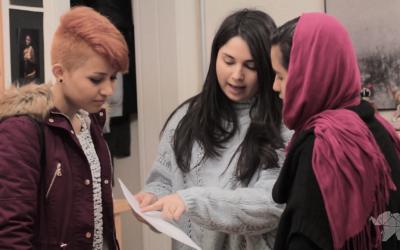 Meet Melissa: Network of migrant women in Greece