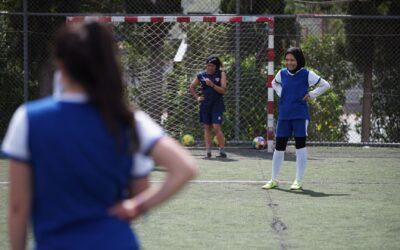 Τα κορίτσια δεν θα παίξουν μπάλα στο Global Goals World Cup