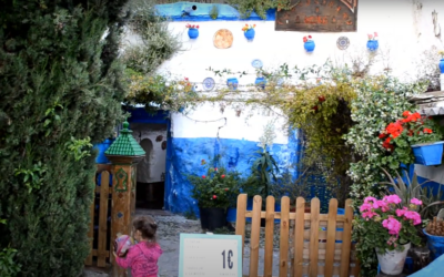 Mohamed's cave in Granada