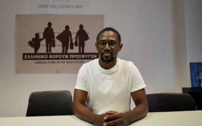 Ιστορίες ενσωμάτωσης: O Ζαν Ντιντιέ Τοτό από το Κονγκό