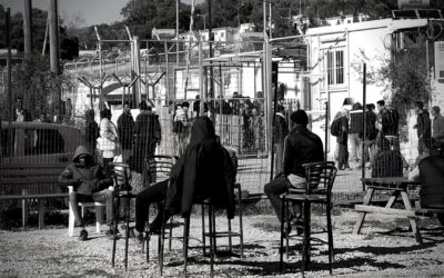 "Moria's ""missing"" migrants"