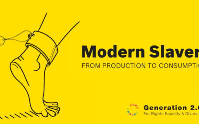 "Report ""Modern Slavery: from production to consumption"""