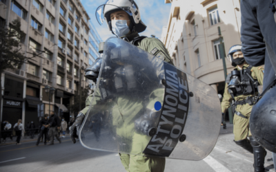 Police Violence: Concerning Treatment of Migrants and Reporters during Covid-19